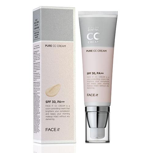 Face It Pure CC Cream