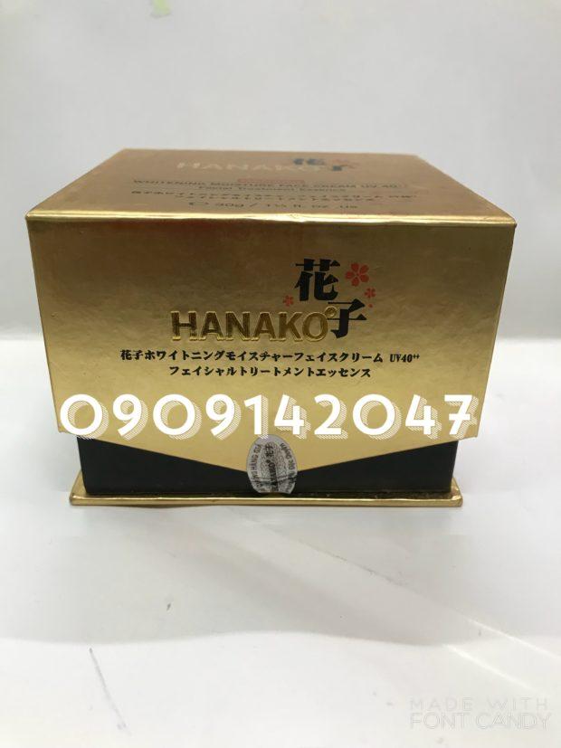 Kem dưỡng da Hanako