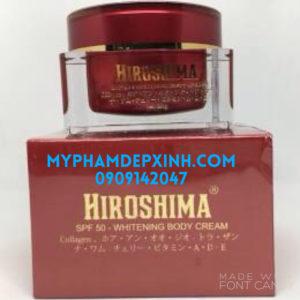 Kem body Hiroshima