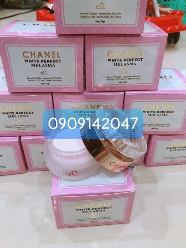 Chanel hong