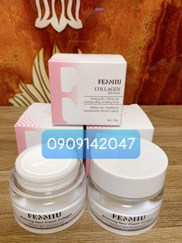 Collagen sữa non Femiu