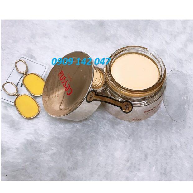 Kem Dưỡng Trắng Da giữ Ẩm CESSNA gold cream cessna vàng